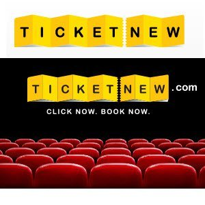 Ticketnew.com - online movie tickets booking website