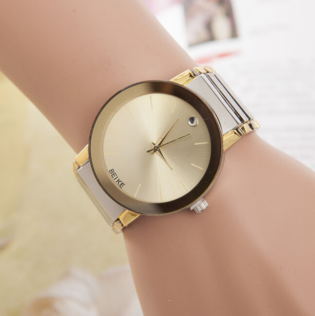 with trendy leather yazole ladies clock women famous unique products wrist brand montre collections female boutique statement watch chic fashion band quartz watches
