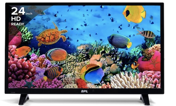 BPL 24 inches Vivid BPL060A35J HD Ready LED TV (Black) 9b2c68134c