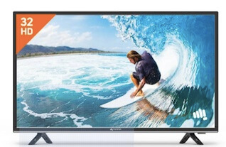 Top 10 HD LED TVs in India (2019) With Prices