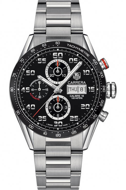 Tag-Heuer - Watch