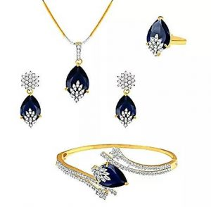 American diamond set from Craftsvilla