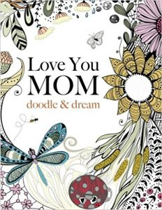 Creative Colouring Doodle and dream book