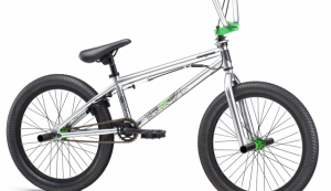 Mongoose BMX bicycles