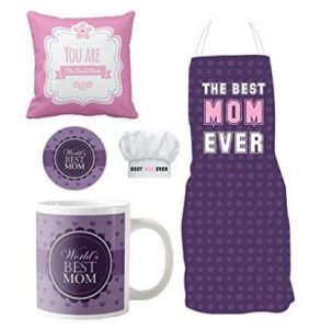 World's best mom kit