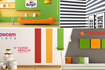Top 10 Paint Brands in India – Best Paint Brands for Your House