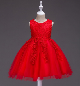 Red Frock
