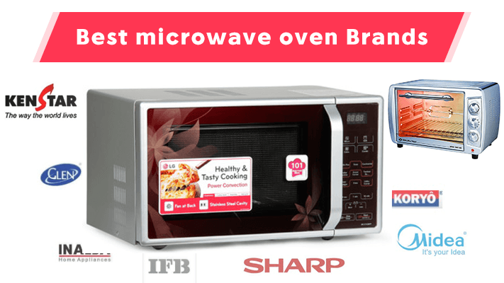 Best microwave oven brands in India (2018- updated list)