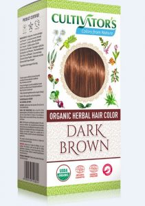 Cultivator Organic Hair Colour
