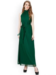 Eavan Green One piece Dress
