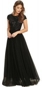 Scenestealer Long party gown