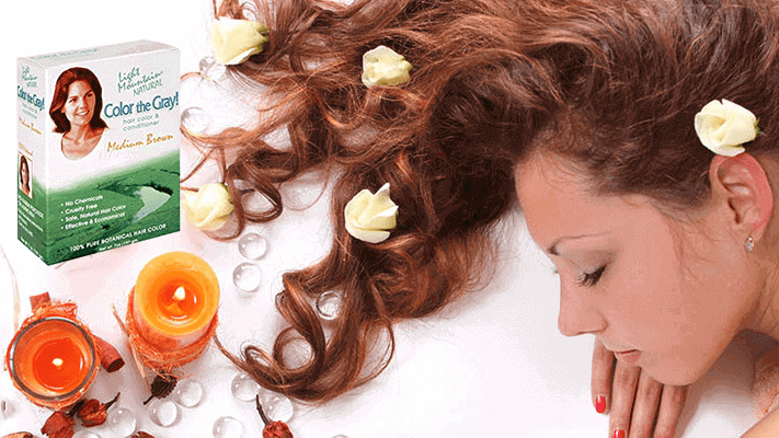 10 Best Natural Hair Color Brands - Ammonia Free Organic Hair Dye Brands
