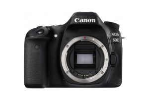 Canon Camera EOS 80D 24.2 MP