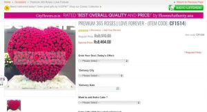 city flower florist online