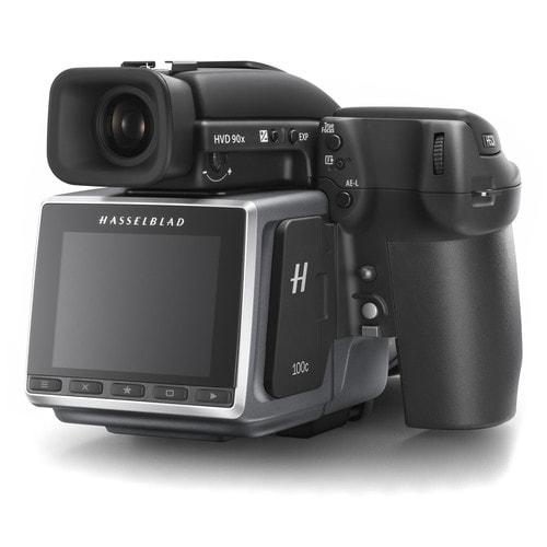 Hasselblad H6D-100c Medium Format DSLR