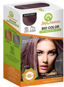 Joy - Nature Organic hair colour