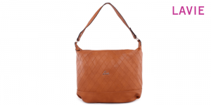 weave pattern Hobo bag from Lavie