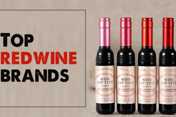 Top Red Wine Brands in India