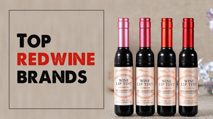 Top 10 Red Wine Brands in India