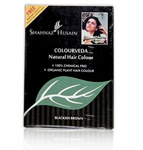 Shahnaz Husain - Colourveda Natural Hair