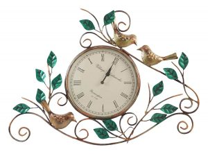 Village Clockworks wall clock