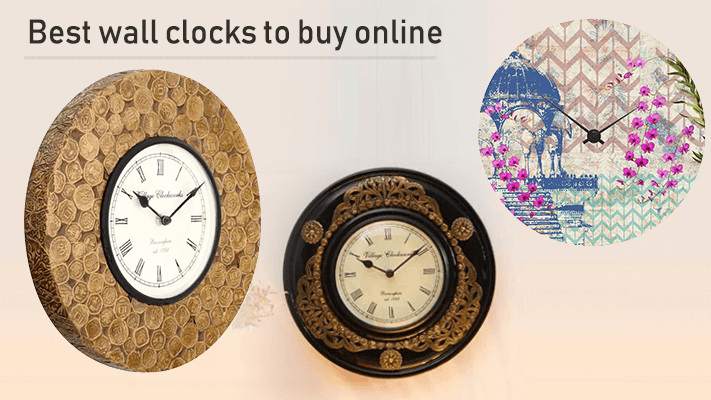 10 Best Wall Clock Brands In India 2018 Top Wall