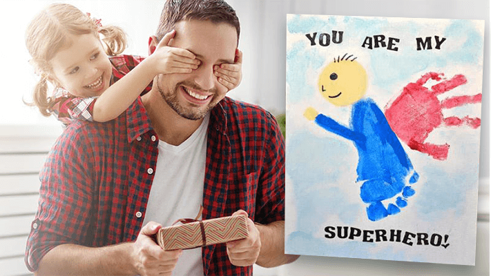 Father S Day Gifts From Baby Boy Girl New Dads Father S Day Gifting Ideas