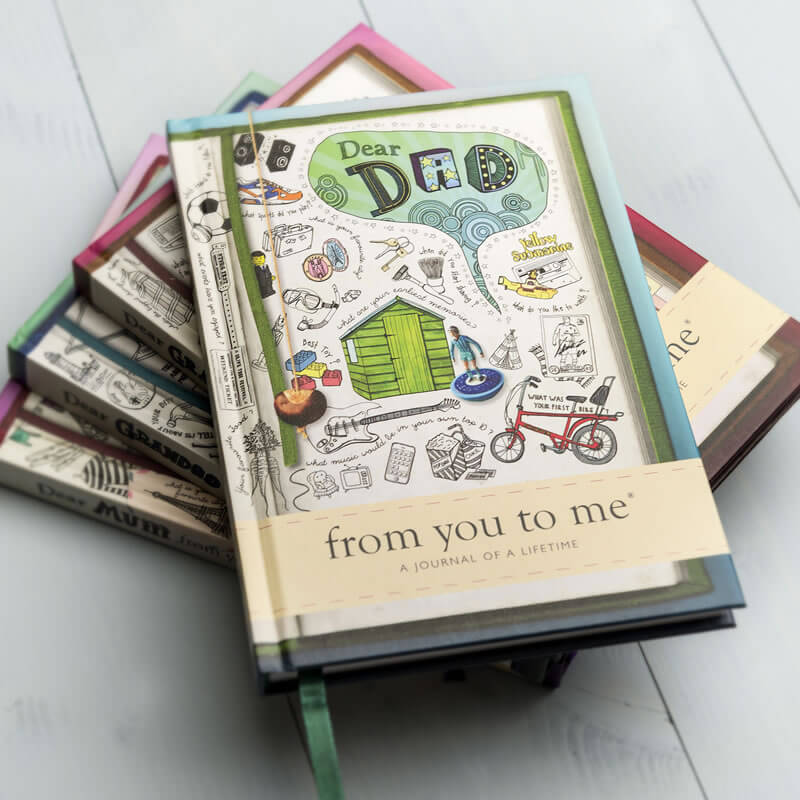 Prezzybox - From You to me Journal