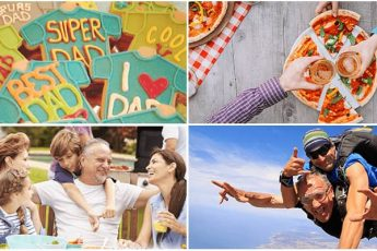 Father's Day celebration Idea's cover image