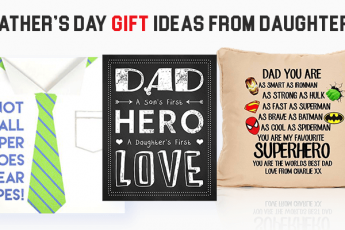 Fathers Day Gifts from Daughters