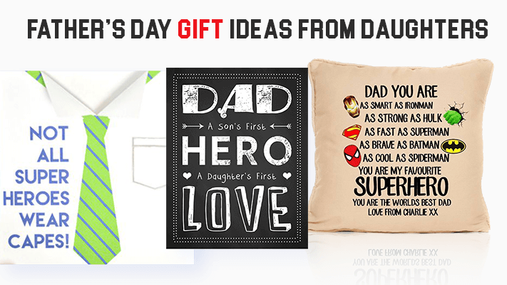 Fathers Day Gifts From Daughter Homemade Diy Online Gifting Ideas
