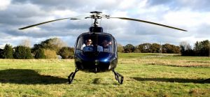 Plan a helicopter ride