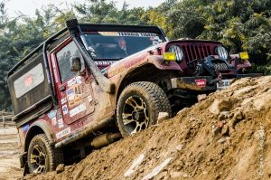 Off-roading academy for you and your family's safety