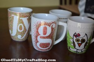 Porcelain Personalized Cup