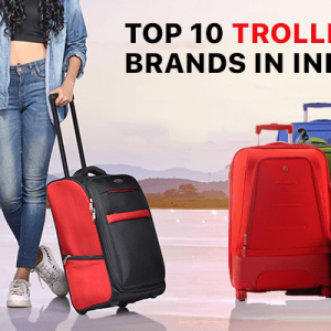 Top 10 Trolley Bag Brands in India (2019) for Your Travels