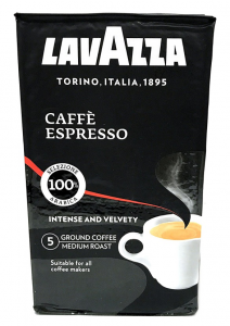 Lavazza coffee brand