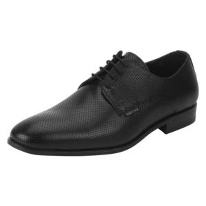 Red Tape - black formal shoe