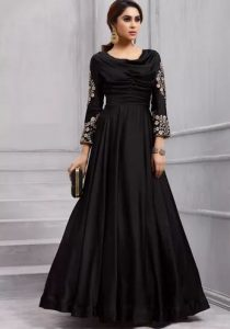 d51fbebac04 10 Party Wear Ethnic Gowns (With Prices) That Will Get You Noticed