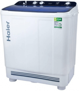 Haier - Semi-Automatic washing machine