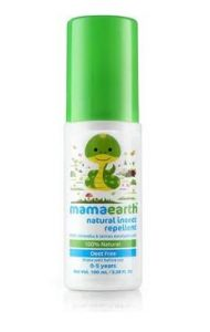 Mama Earth Insect Repellent Baby Cream