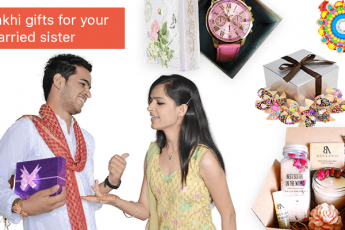 10 Unique & Creative Rakhi Gifts for Your Married Sister or Sister In Law