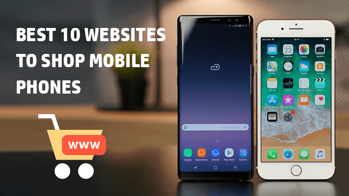 Top 10 online mobile shopping websites in india with best for Onlineshop fur mobel