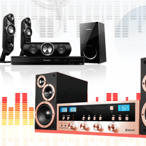 10 Best Music Systems for Home in India (2019)