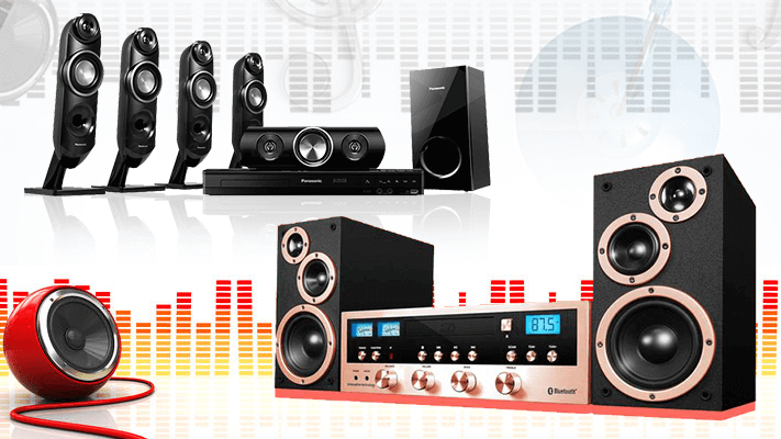 10 Best Music Systems for Home in India (2019) With Superior