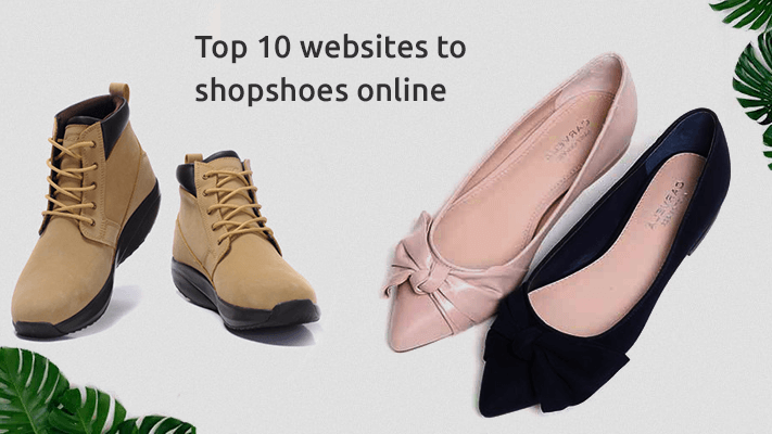 50-70%off cheaper sale 100% quality Best Sites to Buy Shoes - Top 10 Shoes Online Shopping ...