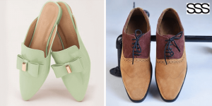 Street Style Store - Leather office formal shoes
