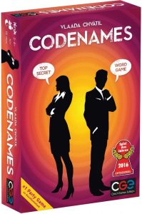 Codenames - board game