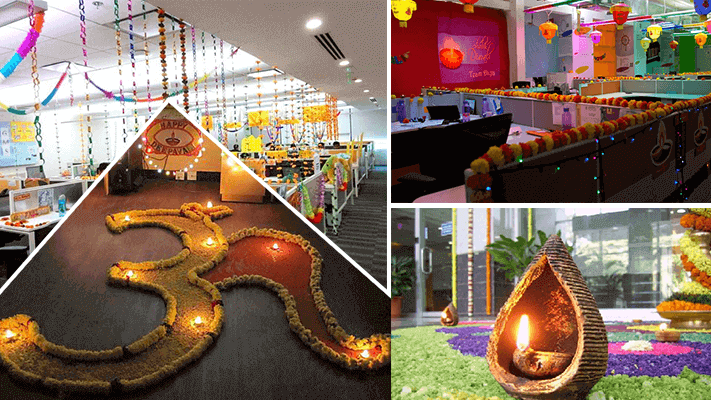 Diwali Celebration Ideas In Office Creative Ideas For A Fun