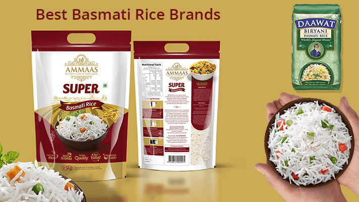 10 Best Basmati Brands in India With Prices (2019)