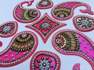 Paisley decor